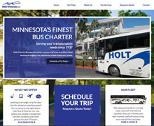 Holt-Peterson Bus Company