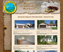 Minnesota Chippewa Tribe Real Estate