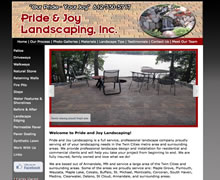 Pride and Joy Landscaping