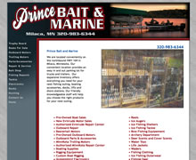 Prince Bait and Marine