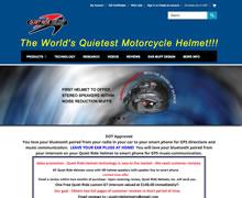 Quiet Ride Helmets