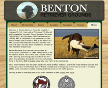 Benton Retriever Grounds