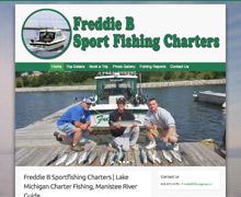 Freddie B Sport Fishing Charters