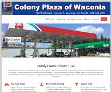 Colony Plaza of Waconia