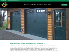 Brent Anderson Garage Doors and Lawn Irrigation